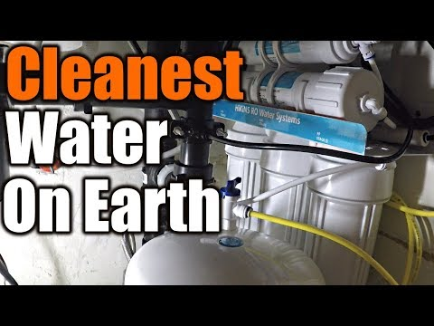 Cleanest Water On Earth From Your Faucet | THE HANDYMAN |