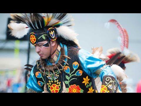 Pow Wow Cultural Festival in Manitoulin Island, Canada