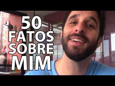 50 FATOS SOBRE MIM - RAFINHA BASTOS