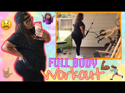 My Weight loss journey   Full Body Workout   How to start a Fitness Routine
