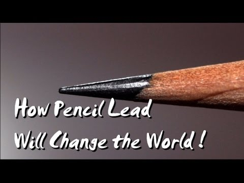How Pencil Lead May Change the World - The Future This Week