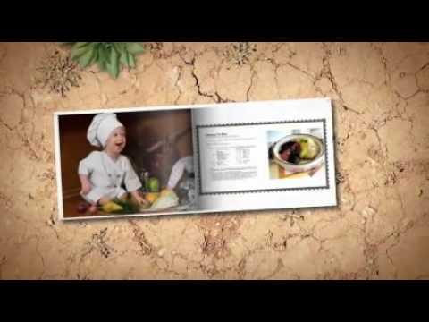 Create Your Own Recipe Book