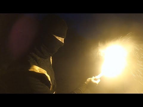 Homemade signal flare (torch) SUPER EASY!