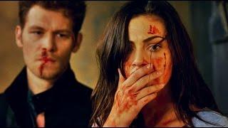 The Originals 3x2 - Klaus & Hayley VIOLENT FIGHT!!! Hope is watching.