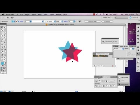 How to Multiply in Illustrator : Adobe Illustrator