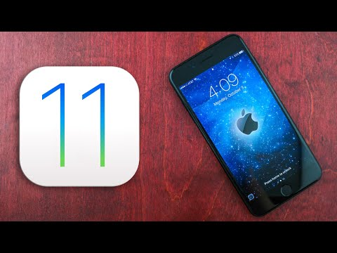 Quick Look @ iOS 11