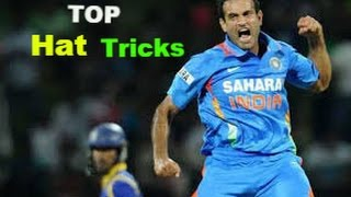 """Top 3 """"Hat-Tricks"""" In Cricket History by Indian players !"""