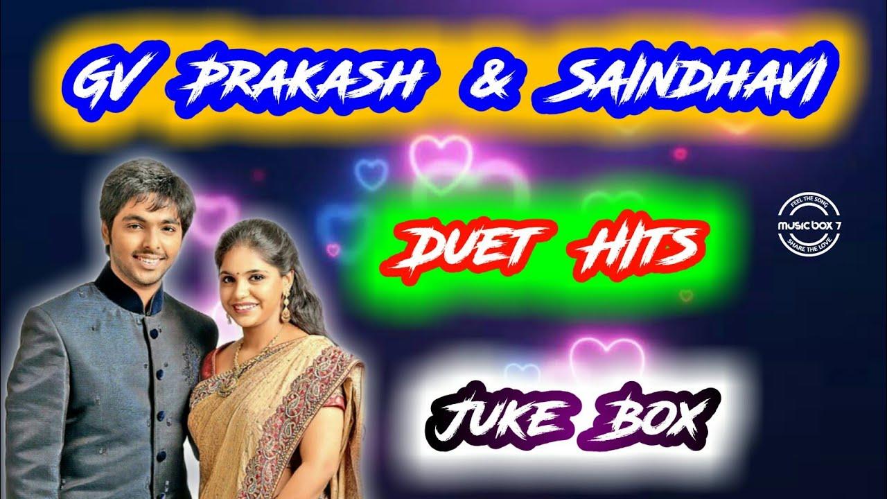 Download GV Prakash & Saindhavi Duet Hits | Melody | Tamil Songs | Juke Box | Music Box 7 MP3 Gratis