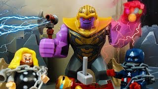 Download LEGO Thanos Wins Avengers Endgame Video