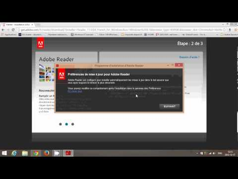 Windows 8.1 How to install adobe reader for PDF