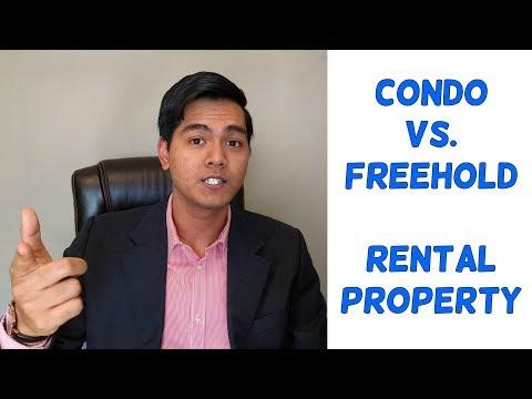 Condo or Freehold Rental Property? | Koukun