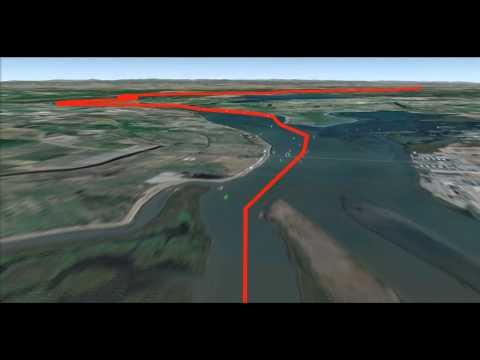 Delta Ditch Flythrough