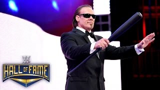 The incomparable Sting gets inducted into immortally: 2016 WWE Hall of Fame on WWE Network