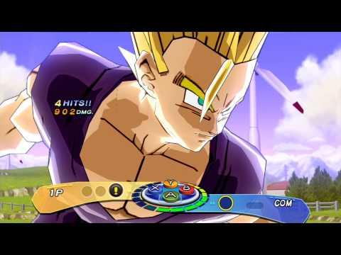 Dragon Ball Z : Budokai 3 HD Collection ~ Unlocking Videl, Supreme Kai, & Kibitoshin (Gohan's Story)