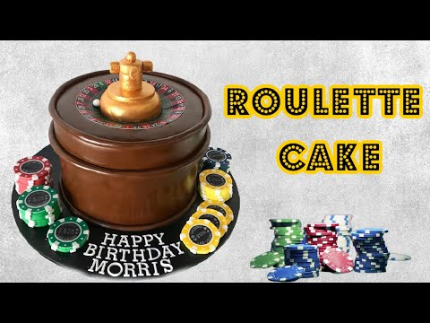 How to make a roulette cake