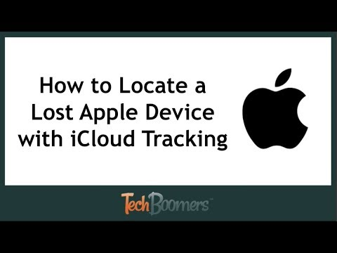 How to Locate a Missing Apple Device | iCloud Device Tracking