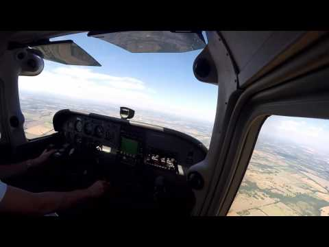 First Solo Cross Country- Private Pilot Training