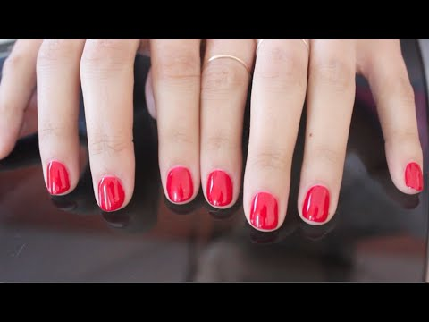 DIY: Gel Nails at Home