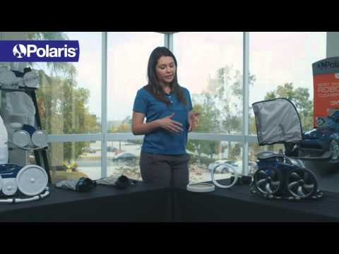 Replacing Common Wear Parts on Your Polaris Cleaner