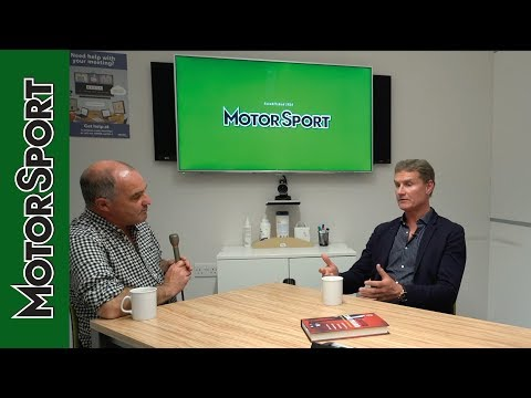 David Coulthard podcast