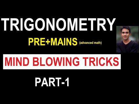 Advanced Math: Trigonometry tricks & shortcuts FOR SSC CGL || CHSL || RAILWAY