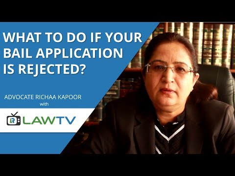 Indian Kanoon - What to do if your bail application is rejected - LawRato