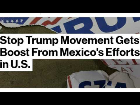 Here It Comes...  Mexico Pushing for Citizenship Inside the U.S.