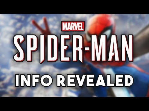 Web Swinging, Combat, Side Quests, and More Revealed in Spiderman PS4!!