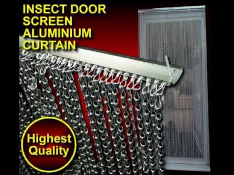 Fly Curtain & Electric Fly Killer Kit