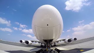 How Aircraft Tugs Work | Emirates
