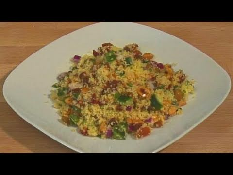 How To Prepare Couscous Salad