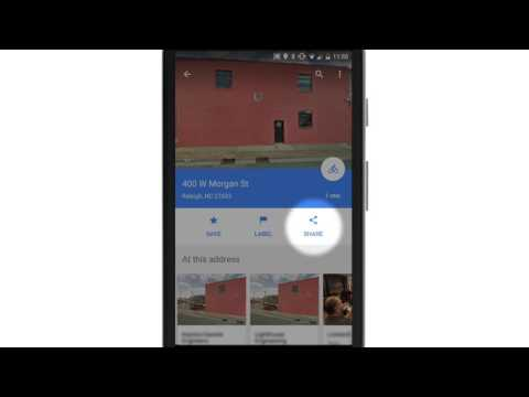 Location Sharing with Google Maps Android