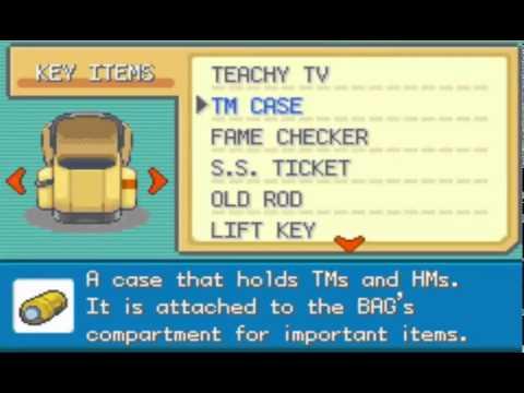 Pokemon Fire Red/Pokemon Leaf Green - Catching all Legendaries