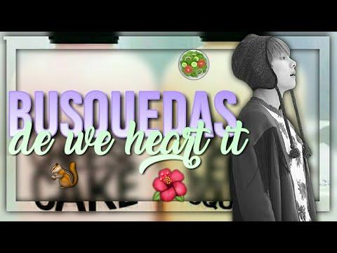 Busquedas en we heart it💞/Brenda edits