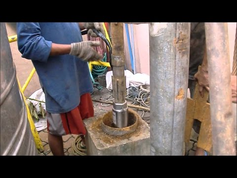How to install a Submersible Pump