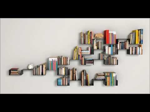 Latest Modern Wood Bookcase Design Constructions Ideas Wooden Bookshelves Design