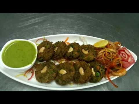 How to make Hara Bhara kebab recipe with green chatni
