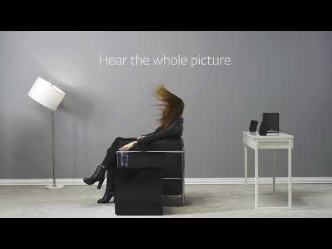 LG SJ4R: Hi Res Audio Sound Bar with Wireless Surround Sound Kit – Hear The Whole Picture