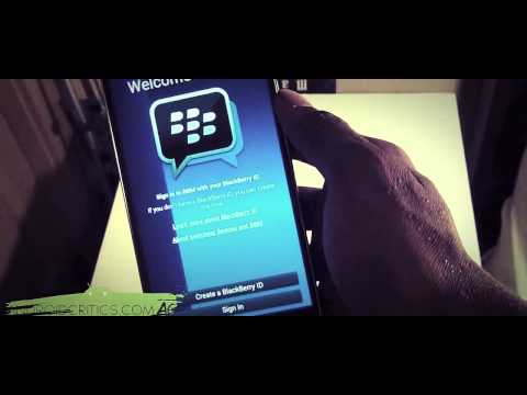 How To Get Official BBM Messenger On ALL Android Devices Fastest Way