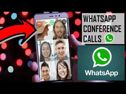 Activate WhatsApp Conference Call on Android and iPhone