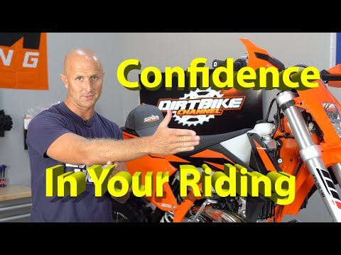 Gain Confidence in your Riding!  It makes all the difference!