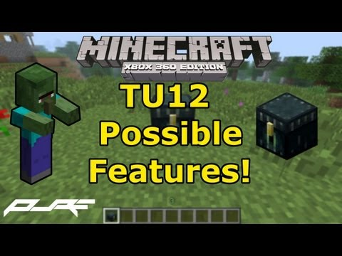 Minecraft Xbox 360: TU12 Features Discussion! Zombie Sieges & Ender Chests!