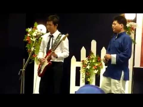 Imagine - Live performance by Adam Lim ( Maksima 2011 )