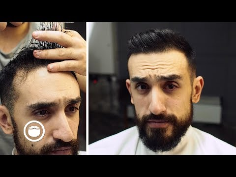 The Best Haircut and Style For Thinning Hair