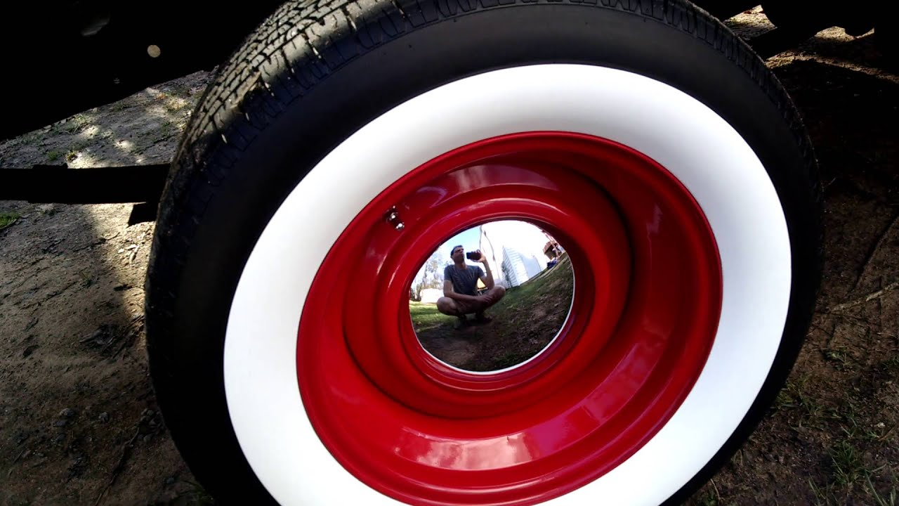 White Wall Tires -- 1966 F100 #30