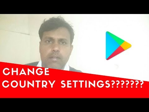 An Easy Way You Can Change Country Settings in Google Play Store |Tamil Tech Ginger