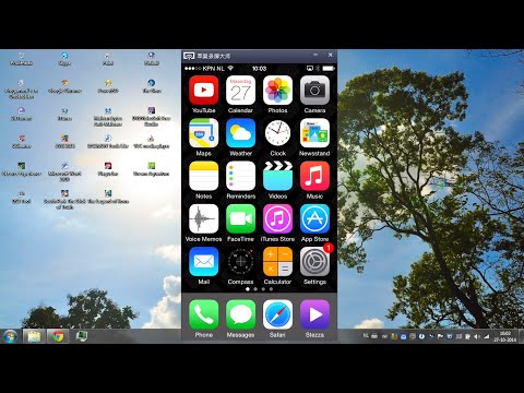 How To Get iPhone Screen on Laptop