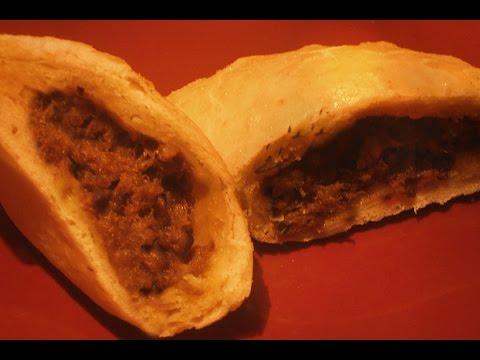 2. BEEF FILLING for Russian / Armenian Restaurant Meat Pies (pierogi) recipe
