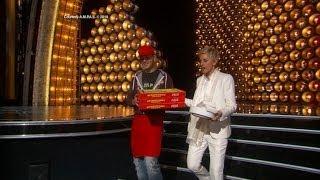 Oscars 2014: Ellen