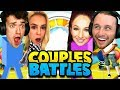 COUPLES BATTLES THE GAME OF LIFE